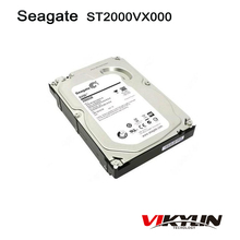 Seagate Monitoring HDD ST2000VX000  6GB/S 2TB HDD 7200RPM Internal Hard Drive For Security System