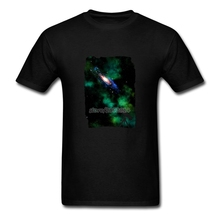 Not so Far Away The Space Telescope Men Boy t-shirt Custom Short Sleeve New Design Boyfriend's Plus Size High Quality t-shirt