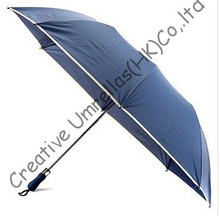 Car Umbrellas,OEM allowed,two fold golf umbrellas.hex-angular 50T steel shaft,auto open,MINNIGOLF,windproof