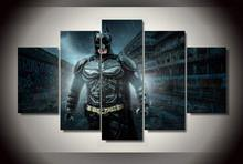2016 Rushed Special Offer Cuadros Framed Super Hero Dark Knights Painting On Canvas Room Decoration Print Picture By Numbers