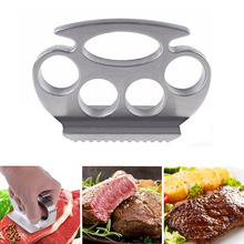 High Quality Meat Tenderizers & Pounders Kitchen Tools Creative Knuckle Pounder Kitchen Cooking Tools Steak or Grill Accessories