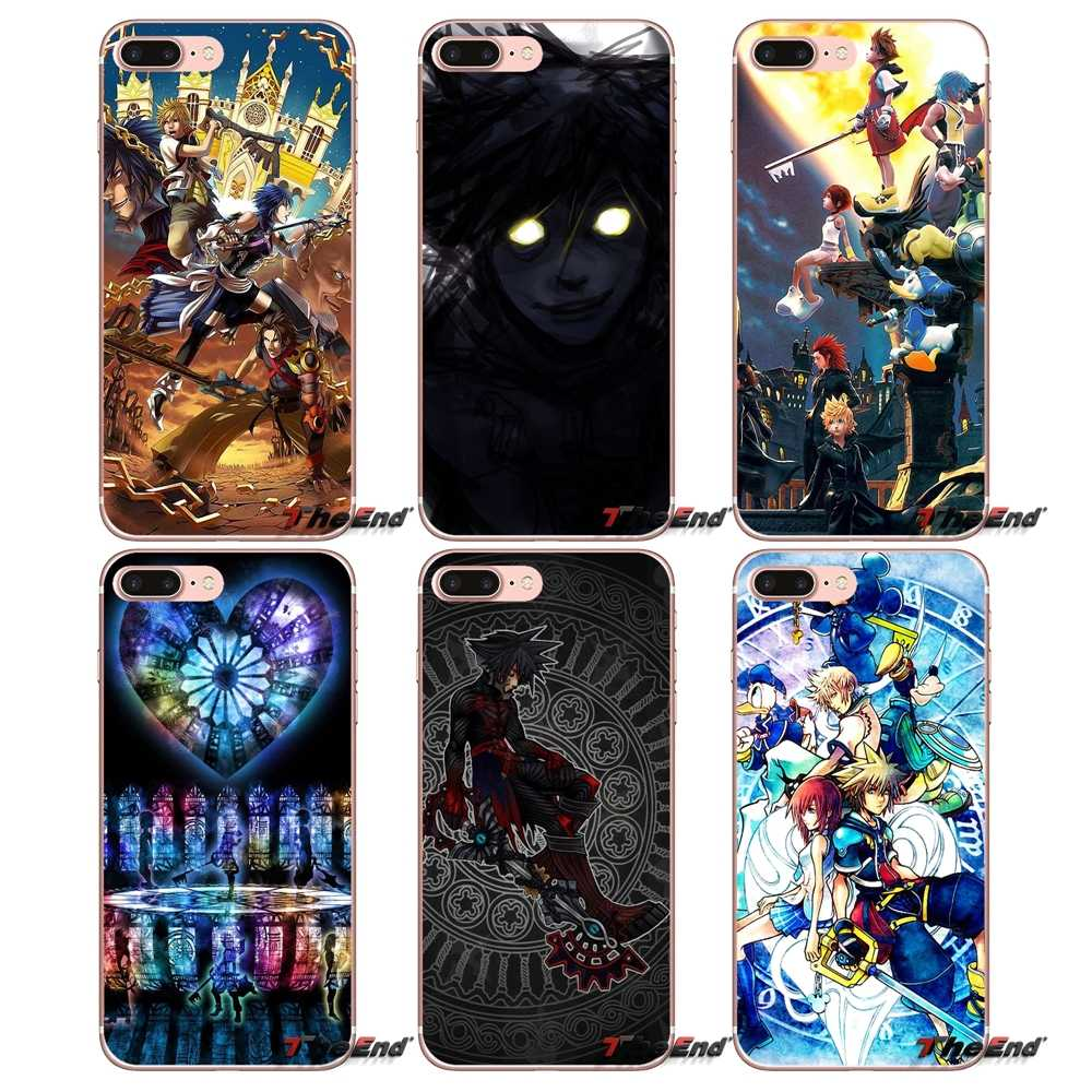 kingdom hearts coque iphone x