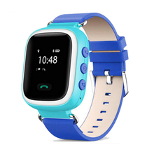 Loco Q60 Smart Watch for Kid Safe SOS Anti-lost GPS Tracker Support SIM Card Child Finder Positioning for IOS Andriod Phones
