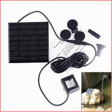 1.2W Solar DC Brushless Pump for Rockery Fountain Garden Miniature Weak Light Type Water Spray Aerator(China)