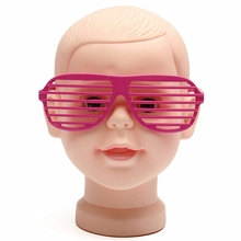 PVC Realistic Plastic Baby/kid Mannequin Dummy Head For Wig Hat Sunglass Display Manikin Heads(China)