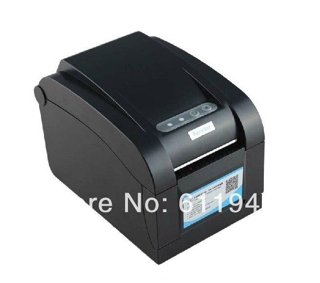 Direct Thermal Line 3~5Inch/Sec USB port Barcode Label Printer, thermal barcode printer XP-350B bar code printer<br><br>Aliexpress
