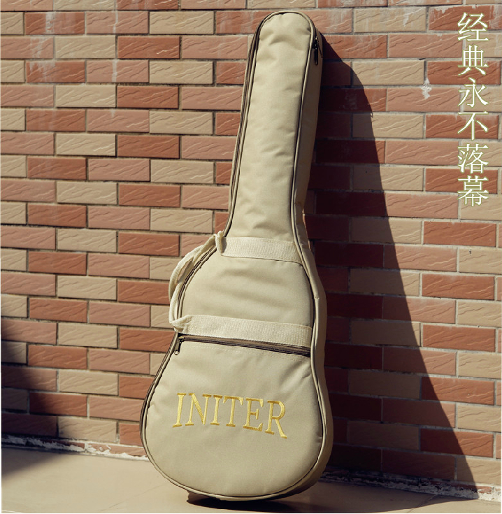 Waterproof 5mm Thicken34 36 40 41 Steel-String Classical Guitar Bag Case Backpack More Color Guitarra Bass Accessories Parts Gig<br>