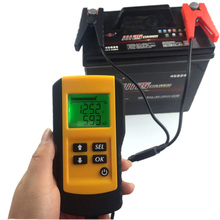 Digital 12V Car Battery Tester Automotive Battery Load Tester and Analyzer Of Battery Life Lead Acid Battery Diagnostic Detector