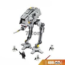 Compatible Lego Star wars 75083 10376 499pcs New Star War AT-DP Building Blocks children Gift Rebels Animated TV Series