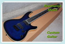 Custom 24 Neck Through Mayones Regius 7 Strings Electric Guitar With Abalone Binding Custom Available(China)