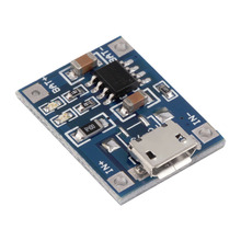 5V Mini MICRO USB 1A TP4056 Lithium Battery Module Li ion Batteries Charging Charger Board Module Wholesale