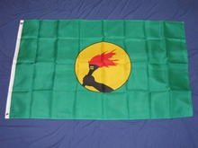 ZAIRE FLAG CONGO BANNER High Quality Flag Custom flag Drop Shipping