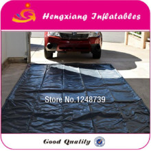 Door To Door Delivery 16x7.9feet Garage Floor Car Mat For Parking, 3 Different Size