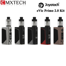 E-Cigarettes Joyetech eVic Primo 2.0 Box Mod 1-228W with 5ML UNIMAX 2 Tank Vape Updated from Evic Primo Electronic Cigarette