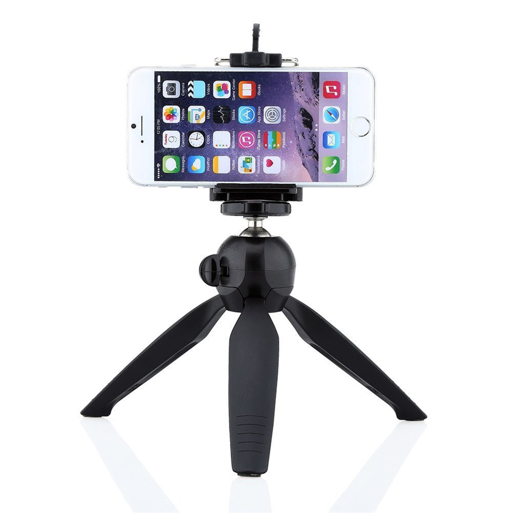 YIXIANG 3 in 1 Extendable Bluetooth Remote Selfie Stick Monopod Mini Tripod Phone Stand Holder Mount for iPhone Android