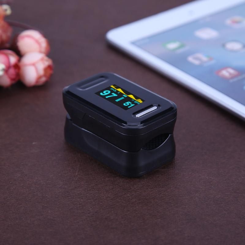 25-250BMP Household Fingertip Pulse Oximeter Oxygen Saturation Test Pulse Monitor Health Care Pulsioximetro (No Batteries) 13