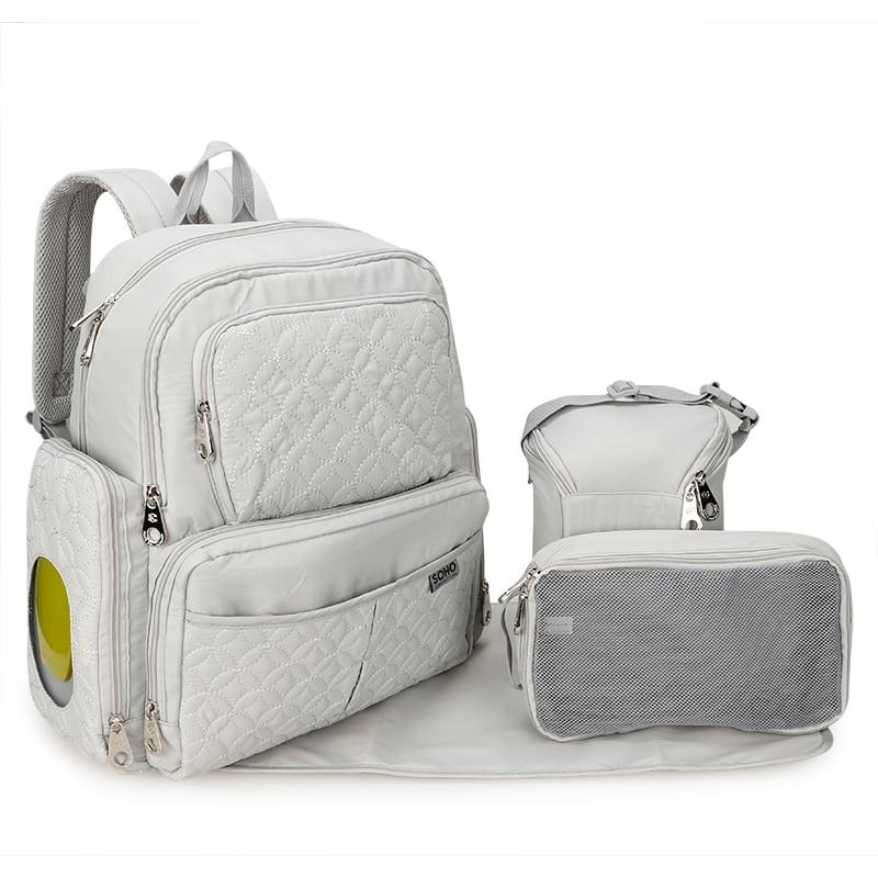 Travel Backpack Nursing Mummy Bag Mochila Feminina Brand Mother Baby Diaper Bag Maternity Nappy Bag Bolsa Maternidade Para Bebe<br>