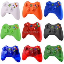 Custom Replacement Housing Shell and Buttons Mod Kit for Microsoft XBox 360 Wireless Controller Gaming Accessories