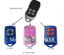 factory whole sales ATA replacement remote ,rolling code 433.92mhz ,100% compatible PXT-4(China)