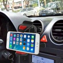 Car Air Vent Clip Mobile Phone Holders Stands iPhone 6s/6s plus,Zopo P5000/Z5000,Flash X Plus,Leagoo M8/M8 Pro/T10/M5 Plus