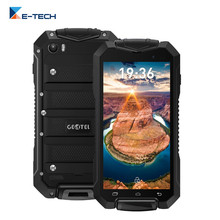 Original Geotel A1 Android 7.0 Smartphone MTK6580M Quad Core 4.5'' Mobile Phone Waterproof 1GB RAM 8GB ROM GPS WCDMA CellPhone(China)