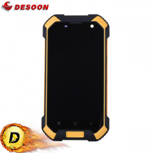 Original Official 3 in 1 BV6000 LCD Display + Touch Screen+ Reciever Digitizer For Blackview BV6000 BV6000S Mobile Phone