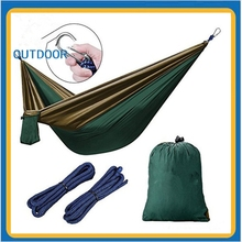 YINGTOUMAN  Double Person Swing Seat Swing Chair Indoor  Hanging Seat Outdoor Hammocks Garden Camping Hanging Bed  Sleeping bag