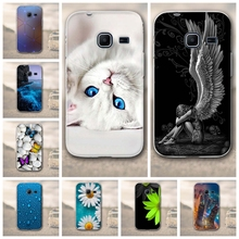 TPU Silicone For Samsung Galaxy J1 mini Case Phone Case For Funda Samsung Galaxy J1 mini J105 J105H Soft Back Cover Coque Capa