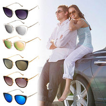 Fancy Metal Frame Women/Man Sunglasses Fashion Sunglasses Famous Brand Designer Alloy Legs Glasses