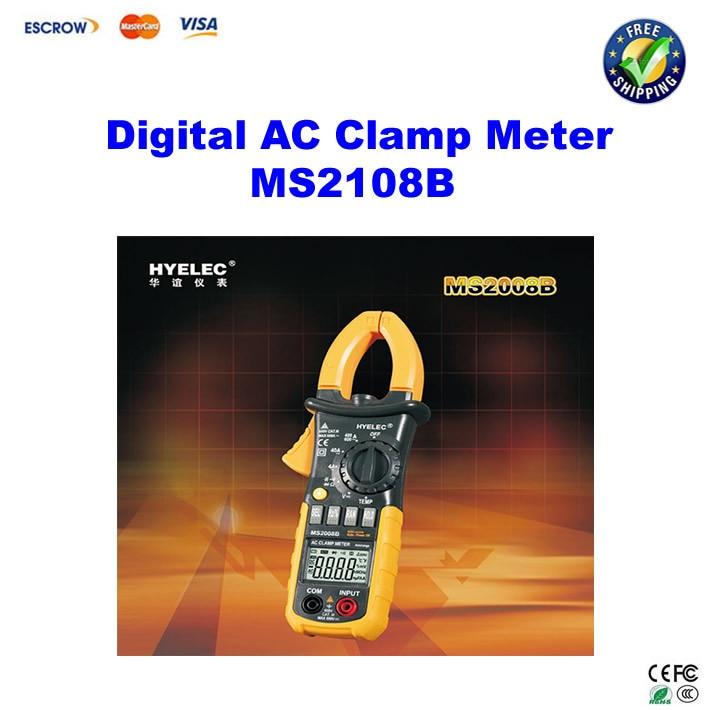 MS2108B Digital AC Clamp Meter<br><br>Aliexpress