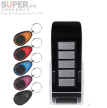 Wireless Electronic Key Finder Reminder With 5 Keychain Receivers For Lost Keys Locator Whistle Key Finder finding alarm