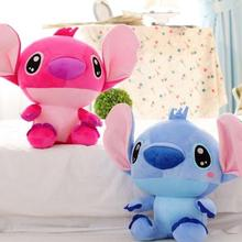 1pc 20cm Super Cute Lilo and Stitch Plush Toys Doll Lovely Stitch Toys for girls and boys Plush Animals toy gifts Juguetes
