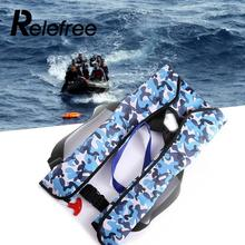 Automatic Inflatable Surfing Life Jacket Vest Swimwear Boating Swimming Water Sports
