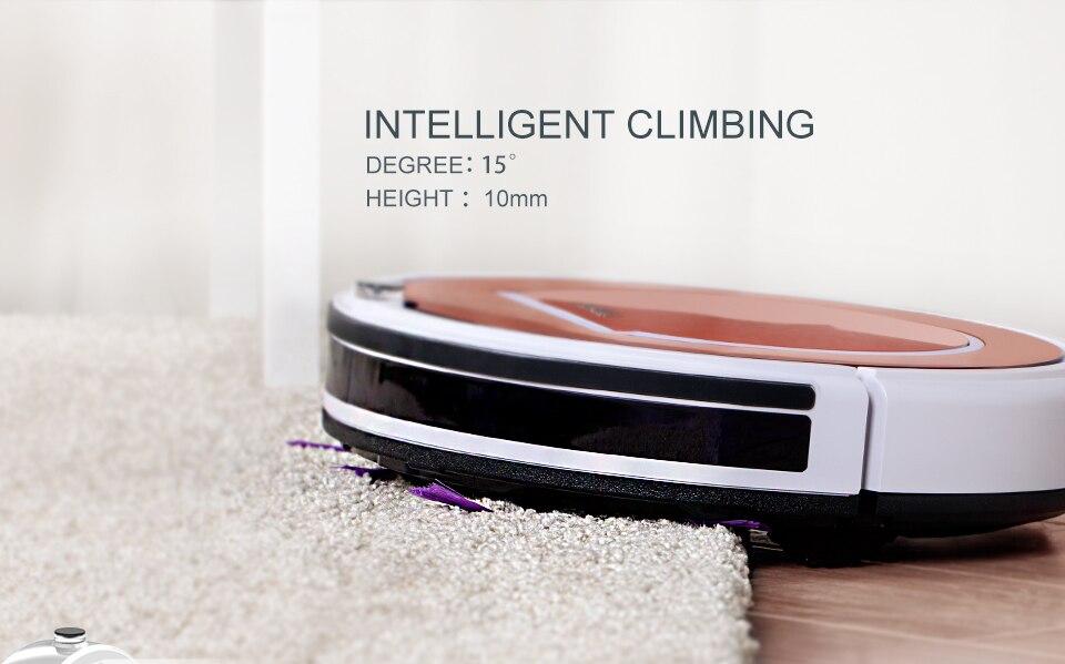 Aspirator ILIFE V5s Pro Robot Vacuum Cleaner (7)