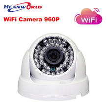 IP Camera 960P 1.3MP HD Wireless Network Webcam Wifi Camera CCTV Security Camera IR Mini Dome Cam ONVIF Smart Phone View