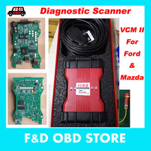 2017 High Quality VCM2 Diagnostic Scanner For Ford VCM II IDS Support 2016 Ford Vehicles IDS VCM 2 OBD2 Scanner Free shipping(China)