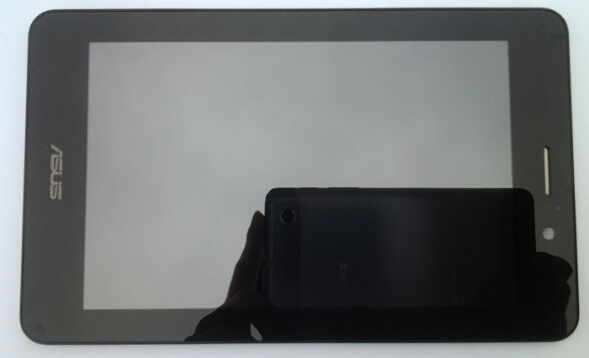 98%new Original Full LCD display+Touch Screen with frame For ASUS Fonepad ME371MG ME371 k004 black or copper color free shipping<br><br>Aliexpress