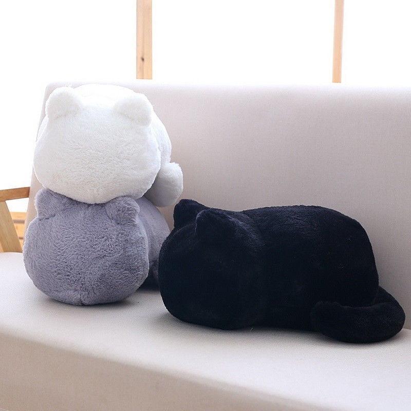 Fat Cat Cartoon Cushion Stuffed Throw Pillow Cute Home Decor Plush Toy Doll Hot