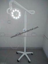 40W Dental Mobile 10pcs cold light LED lamps Surgical Exam Light Medical Shadowless(China)