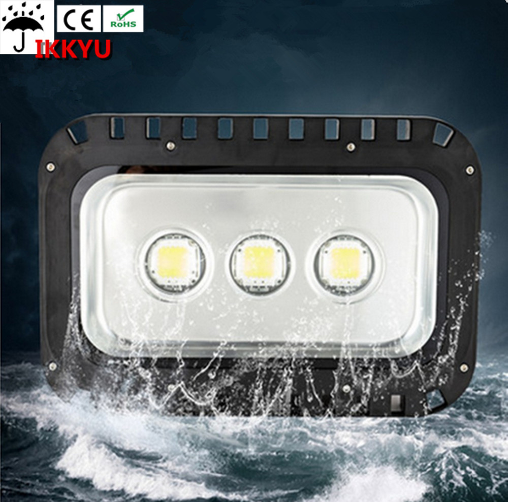 1 * 100W LED Flood Light 200W power condenser lens tunnel project waterproof outdoor landscape LED flood light free shipping<br><br>Aliexpress