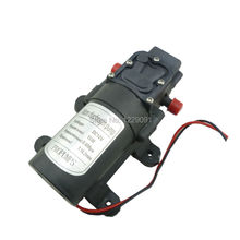 Return valve type 12v 15W 1.5L/min small 12v dc water pump battery powered