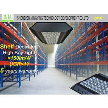2017 Promotion Industrial Lights New 100w Led Bay Light Warehouse Shelf 15000 Lm 90-305 Vac Warranty For 5 Years Rohs Ce Lvd(China)