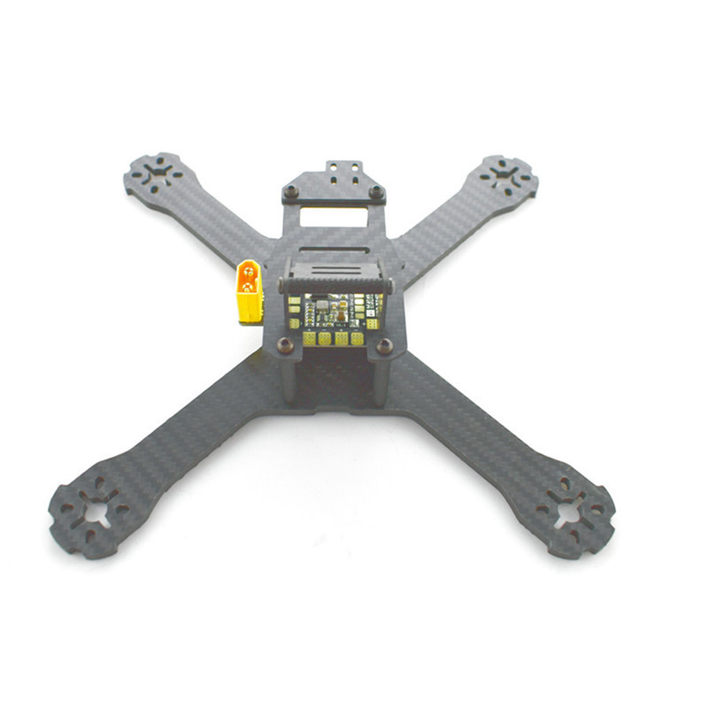 New Arrival Realacc X210 214mm 3mm/4mm Carbon Fiber FPV Racing Frame With 5V 12V PDB<br><br>Aliexpress