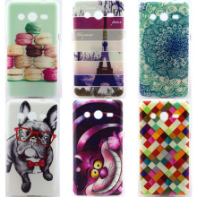 Case For Samsung Galaxy Core 2 II G355 G355H SM-G355H Dual SIM Cover Ultra thin TPU Cell phone Shell Silicon Soft Fundas Casing