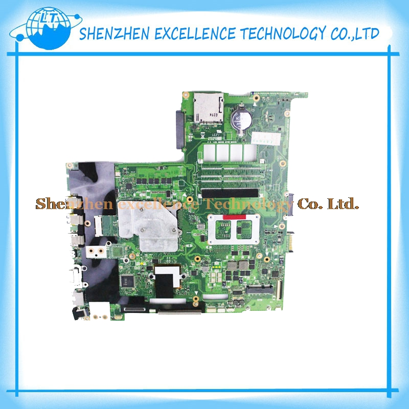 wholesale For ASUS G55VW motherboard 2RAM SLOT 2G mainboard tested perfect  free shipping<br><br>Aliexpress