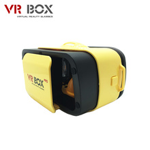 "VR BUCINUM VR BOX 3.0 PRO 3D Glasses Immersive PC+ABS Virtual Reality VR Headset  for 4.5-5.5"" IOS & Android Smartphones"