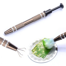 Manicure Cotton Claw pen Nail Art Manicure Claw Cotton Claw Nail Art Tools How to clean nail template Nail Stamping Tool