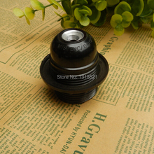 E26/E27 black teeth all knob and VDE certification big screw cap lamp wall lamp droplight dedicated DIY accessories lamp holder