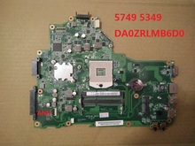 Original FOR Acer Aspire 5749 5349 Motherboard MBRR706001 DA0ZRLMB6D0 MB.RR706.001 working perfect