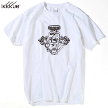 Car Engine Motor T-Shirt men and women shirts American Muscle Car Pistons Tee Shirt Gift FOr 2017(China)